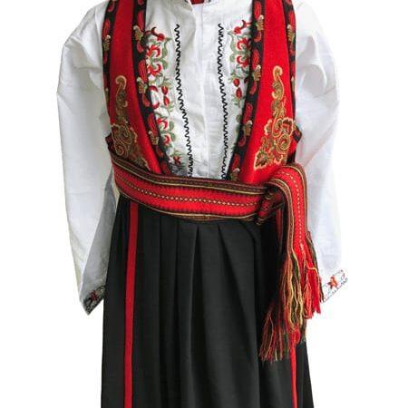 Øst-Telemarksbunad